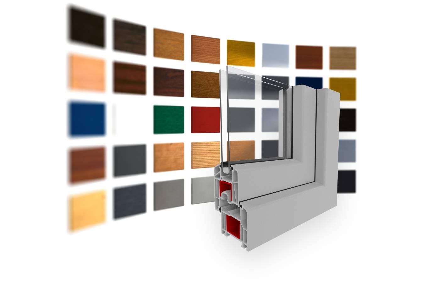 Wizualizator kolorów